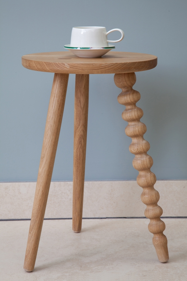 5. (Perfectly) Imperfect Stool - Galvin Brothers