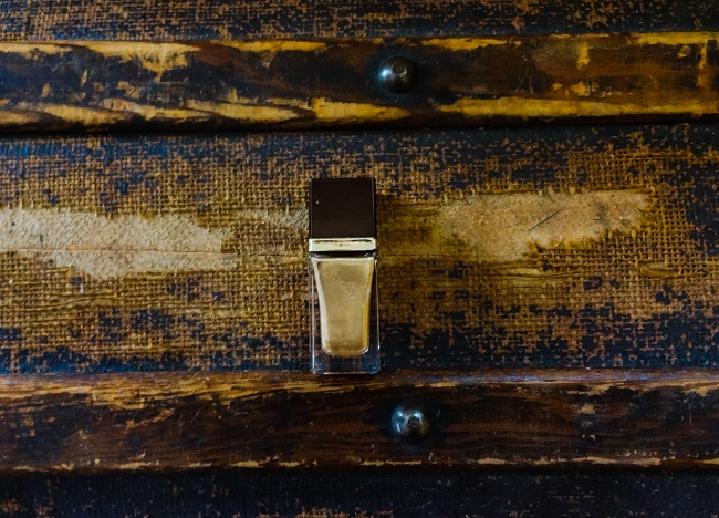 Tom Ford's Nail Lacquer is opulent and long-lasting.