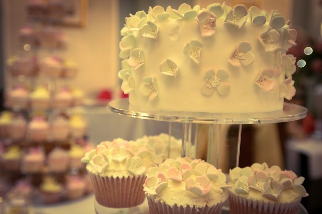 Inspiration for magical wedding cakes and displays.