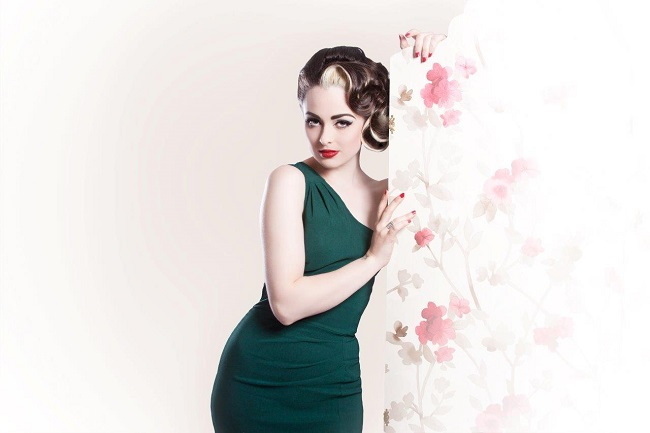 The fabulous 20th Century Foxy will showcase clothes made in the UK now but inspired by sexy classics.