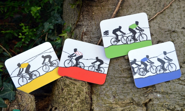 TdF Coasters Group Image