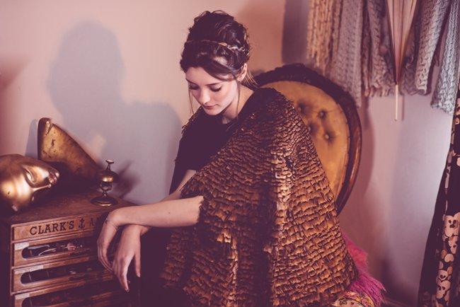 Picture: Carolyn Mendlesohn. Model: Hanhan Muirhead