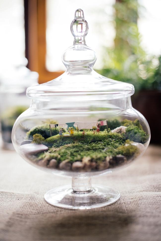 Verdantica's magical miniatures