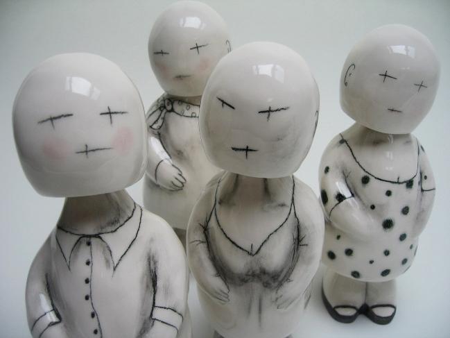 Jo Lee's ceramics