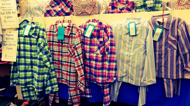 The Pyjama House has the most fabulous traditional PJs, nighties and sleep shorts for children. adults and teenagers.