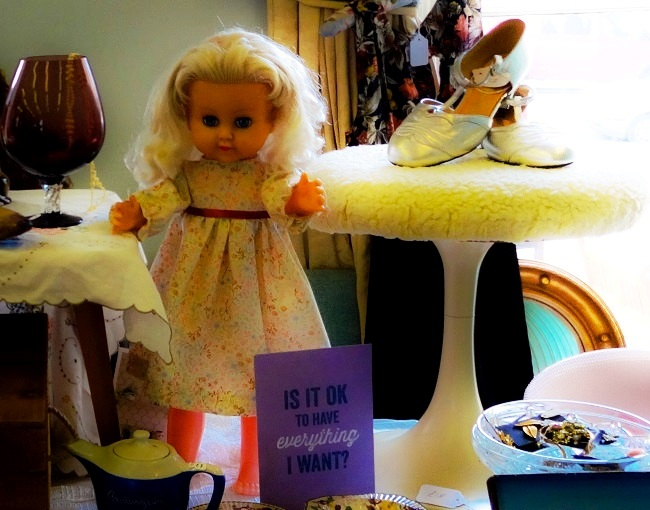 Lulu, my talking doll