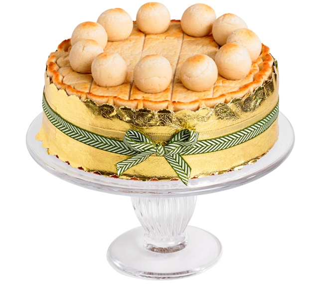 Apostle simnel cake