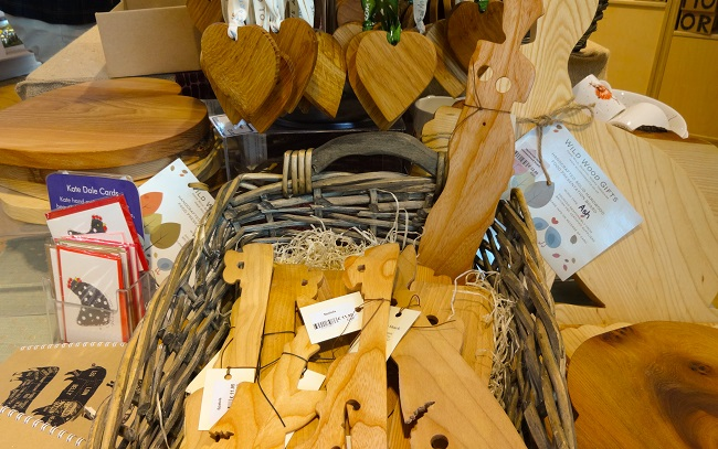 Handy wooden gifts at Fodder.