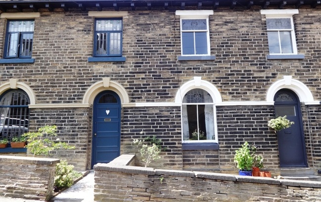 Saltaire's Italianate-style homes