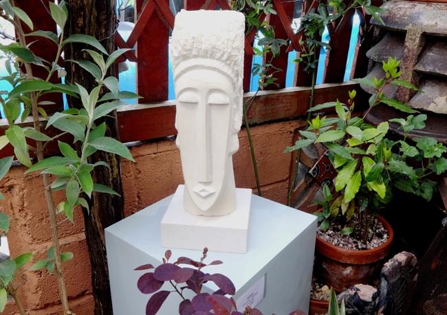 Sculpture by John Burks