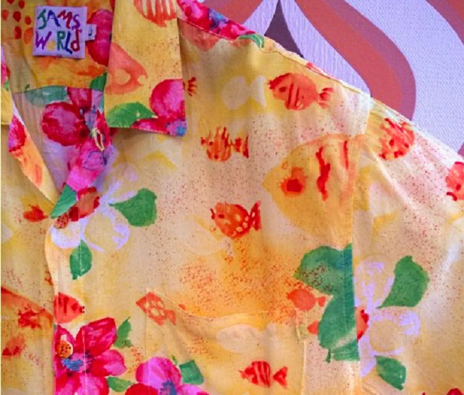 Go to Space in Harrogate for fabulous retro and vintage fashion, like this Yellow Fish shirt, £18, from Jams World.
