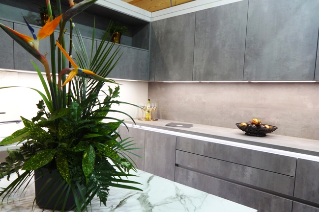 In-Toto kitchens are at the show