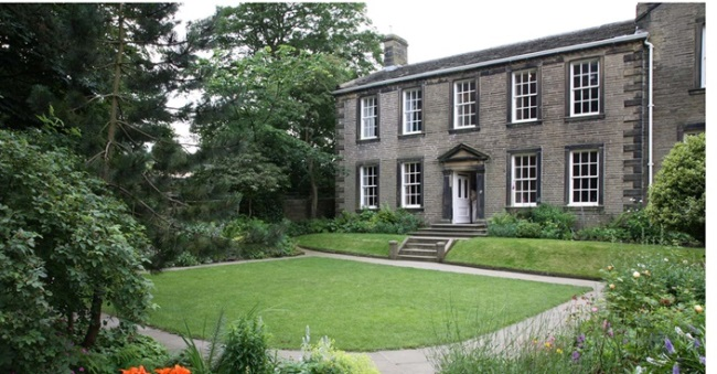The parsonage is a must visit