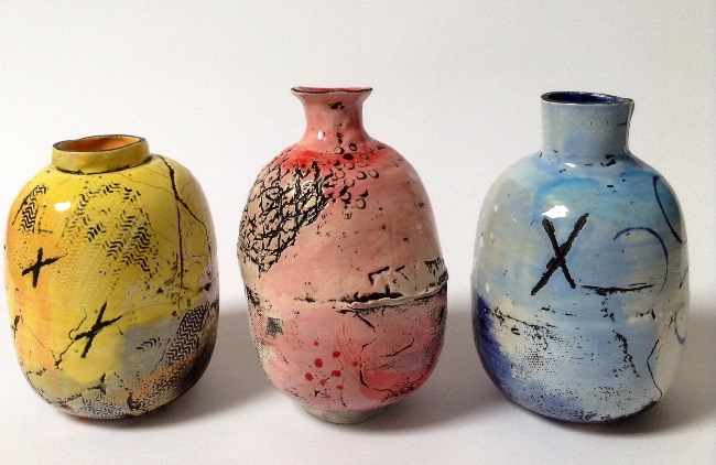 Vibrant and beautiful ceramics by Emily Stubbs