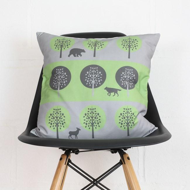 Woodland cushion £39.90
