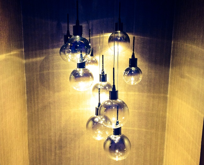 Did we mention that John Lewis autumn collection lighting is sensational?