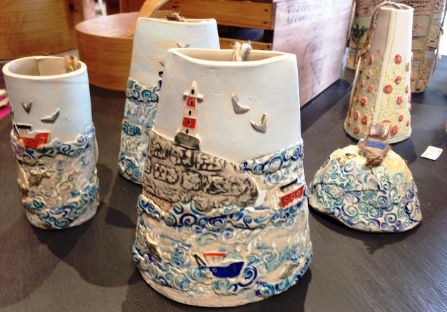Decorative ceramics by Penny Cooper...on my wish list