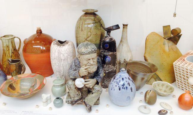 Studio pottery by David Lloyd-Jones