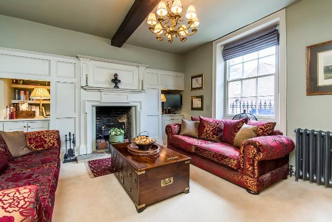 Gorgeous yorkshire for Georgian farmhouse interiors